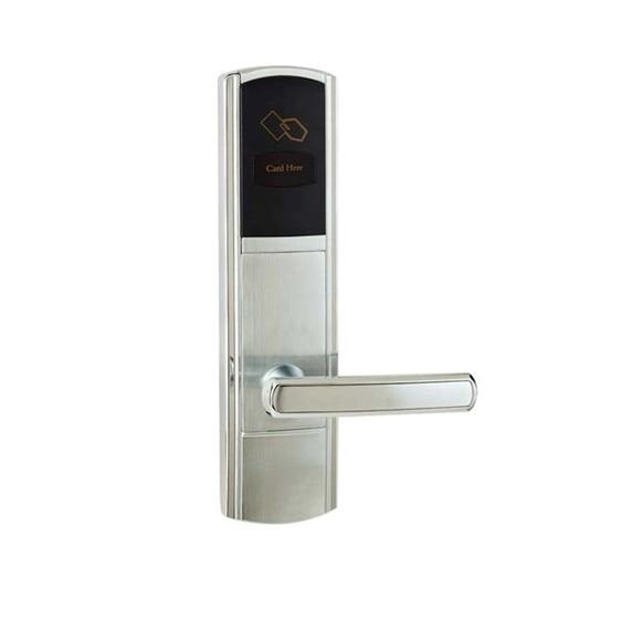 hotel lock system, RFID T5577 hotel lock system,gold or silver color ,sn:CA-8038 hotel lock system rfid t5577 hotel lock gold silver zinc alloy forging material sn ca 8037