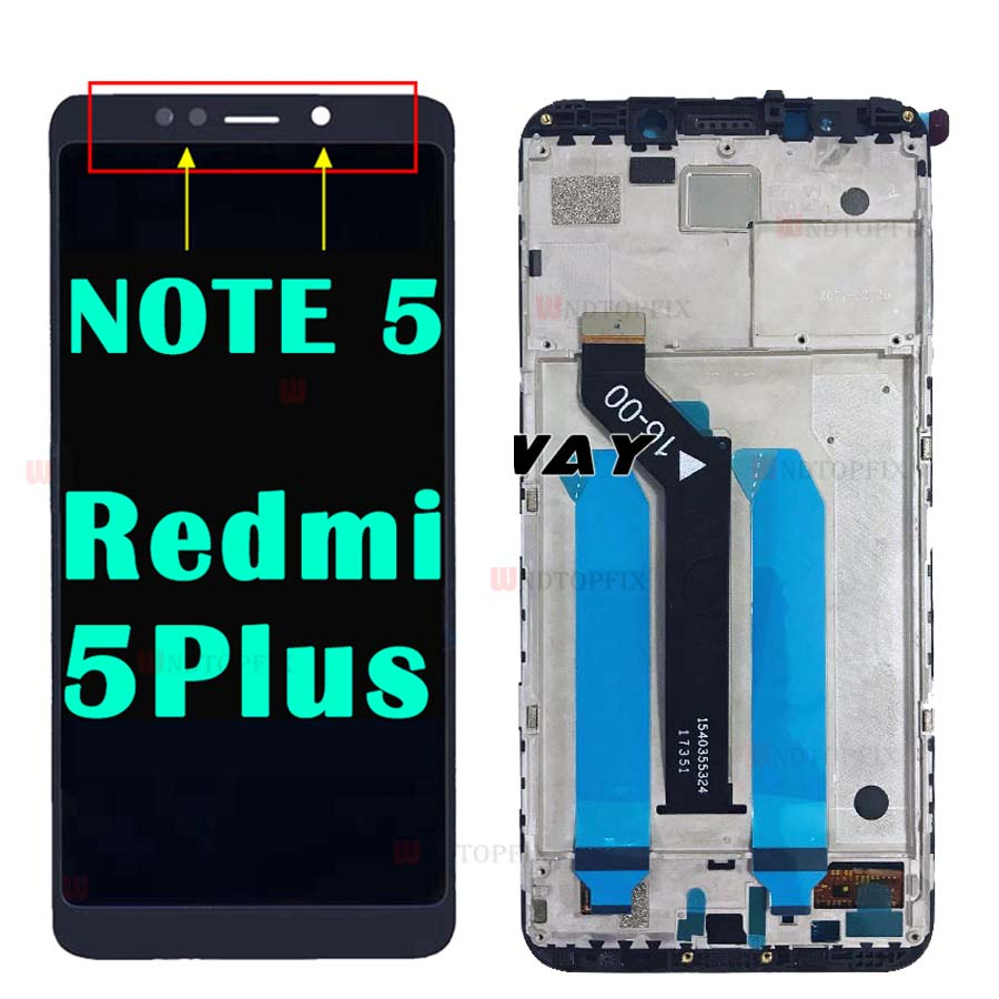 Redmi note 5 Plus LCD display