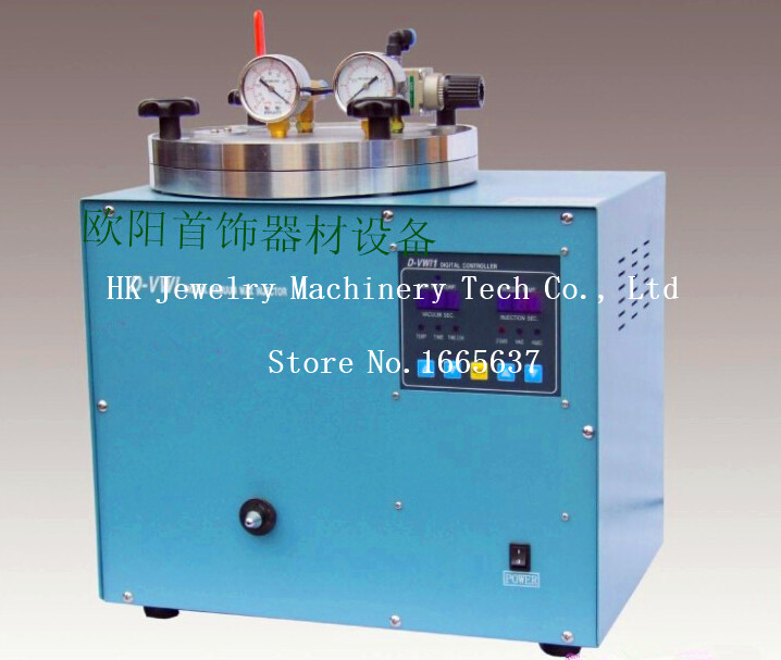 цена Promotions!!High automation Digital Vacuum Wax Injector 220V Casting equipment to each mold / Automatic Wax Injection Machine