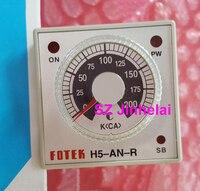 % 100% Otantik orijinal FOTEK sıcaklık kontrol cihazı H5-AN-R2 (H5-AN-R)