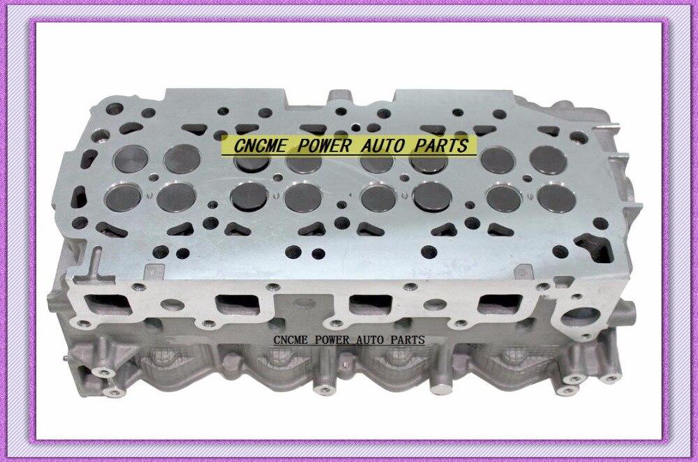 908 605 YD25 YD25DDTI Complete Cylinder Head Assembly ASSY For Nissan Navara King-cab Pathfinder Cabstar Hardbody Tino 2.5L DTI 908 840 r2 rf 2 0l 2 2d complete cylinder head assembly assy for ford econovan for mazda 323 626 for suzuki vitara r263 10 100h