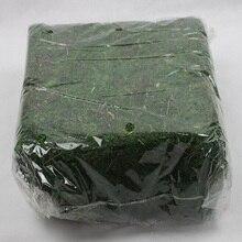 Искусственный мох 900 г/пакет аксессуары для искусственных цветов Сухой мох искусственное украшение цветочный горшок