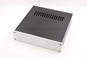 Image 3 - T 2205 Pieno di Alluminio Cuffia Custodia Amplificatore Telaio DAC Box Premplifier Caso BZ2205B