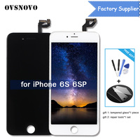 100 Tested New LCD Display Touch Screen Digitizer Assembly For IPhone6 6s Plus Touch Screen Digitizer