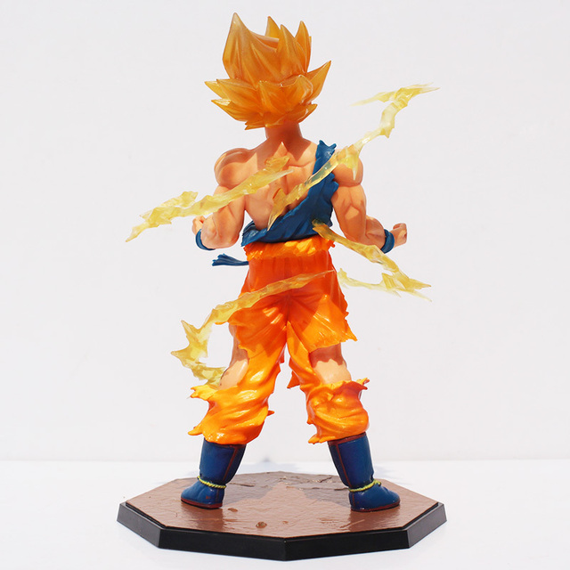 18CM Dragon Ball Z Super Saiyan Goku