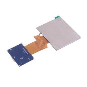 Image 3 - 3.5 Pollici TFT LCD 320*240 Modulo Display DC12V Bordo di Driver Due Canali di Ingresso Video