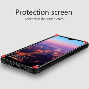 Image 5 - Heyytle противоударный чехол для Xiaomi Redmi Note 5 6 Pro Прозрачный чехол для Xiaomi Pocophone F1 Max 3 Mix 2 s 8 Armor Case