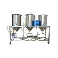 Semi automatic Craft Beer Machine Beer Kit 50L Homebrew Beer Brewing Brewery Cerveza Beer Maker For Home Brew