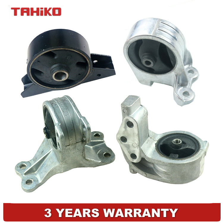 Motor Mounts /& Trans Mount 4PCS for 02-07 Mitsubish Lancer 2.0L Manual w//o Turbo