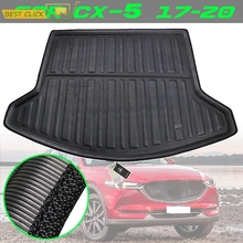 Tailored Rear Boot Liner Trunk Cargo Floor Mat Tray Protector For Mazda CX-5 CX5 MK2 2017 2018 2019 2nd Generation
