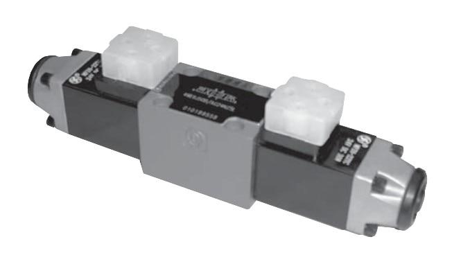 Solenoid directional valve 4WE6C61B/CG24NZ5 hydraulic control valve цены онлайн