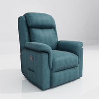 Louis Donne кресло диван бархатный шезлонг кресло черно зеленый (модель S 8160), современная мебель для гостиной диван
