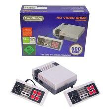 Coolbaby HDMI/AV sortie rétro classique lecteur de jeu portable TV Console de jeu vidéo enfance intégré 600/500 jeux Mini Console