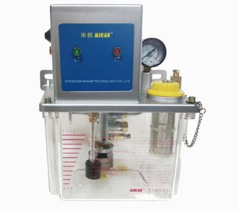Miran 2L MR-2202-210XA Volumetrik Tip Yarı Otomatik yağlama yağı pompası Ile Enjeksiyon Kalıplama Makinesi için basınç anahtarı