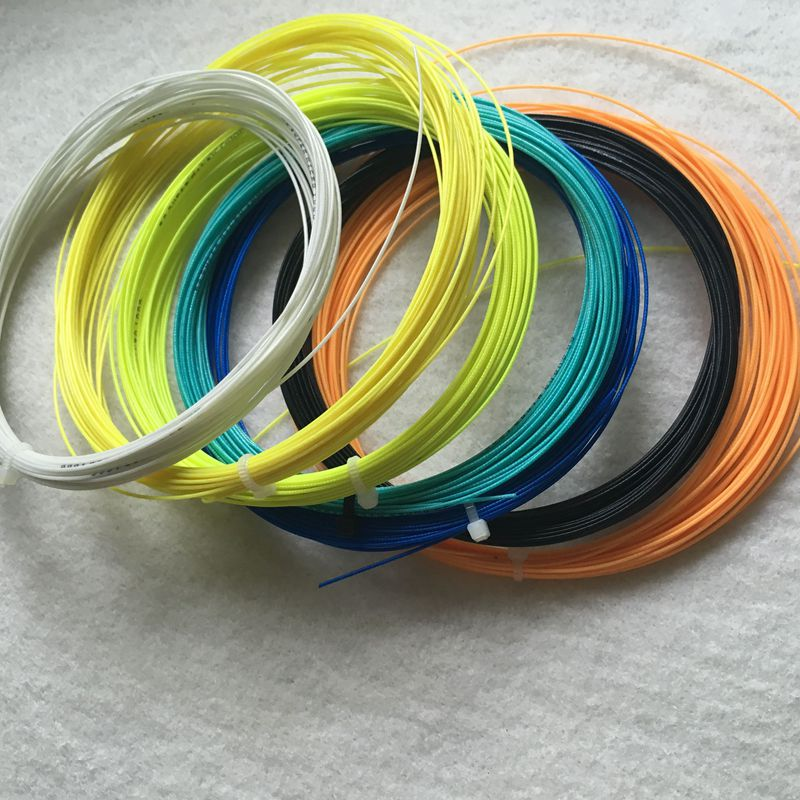 Big Sales! RS Quality Badminton String 12m 0.68mm High Tension 28lbs  Badminton Racket String
