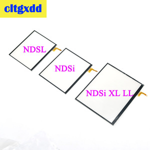 Image 2 - Cltgxdd מגע מסך תצוגת לוח digitizer זכוכית עבור Nintendo DS Lite NDSL NDSi XL LL קונסולת משחק החלפה