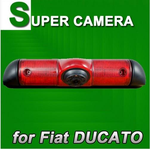 Car Brake Light Rear view camera for Citroen JUMPER II III 2 3/Fiat DUCATO X250 / Peugeot BOXER III IR Led light navi td03 49131 05210 0375k7 turbo turbocharger for ford c max fiesta 6 hhja 1 6l for citroen jumper for peugeot boxer 3 4hv psa 2 2l