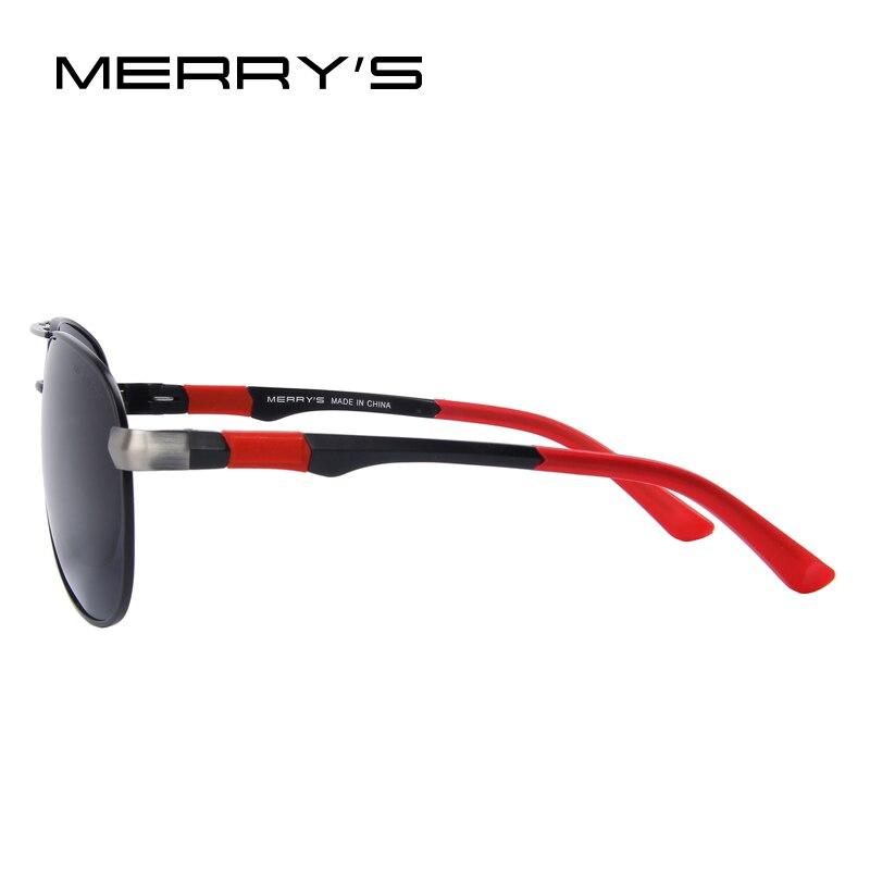 4787d0ef6899 MERRY S DESIGN Men Classic Pilot Sunglasses HD Polarized Sunglasses For  Driving ...