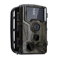 Observed Camera Infrared HD Wide Angle Waterproof Motion Detection Outdoor investigation Camera IR flash camouflage Camera
