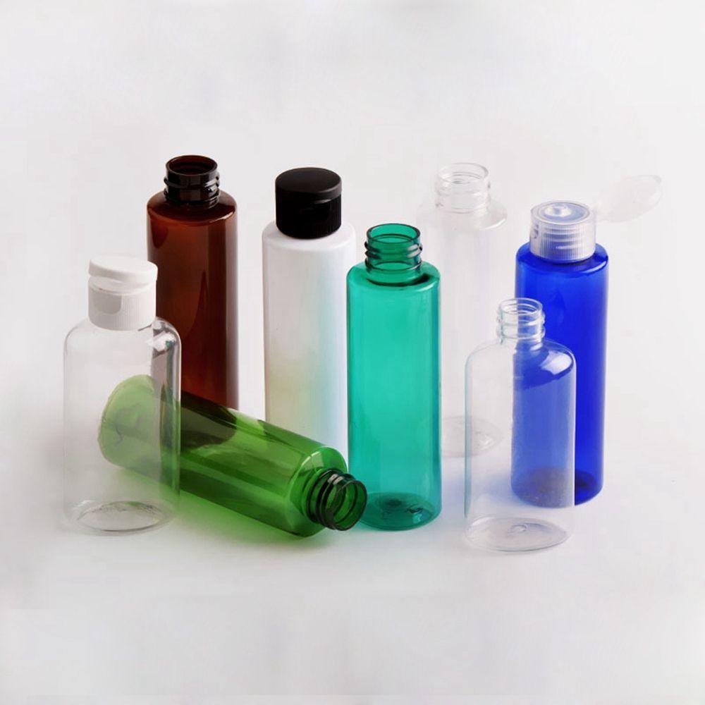 1pc 100ml empty pet travel bottle lotion shampoo bath. Black Bedroom Furniture Sets. Home Design Ideas