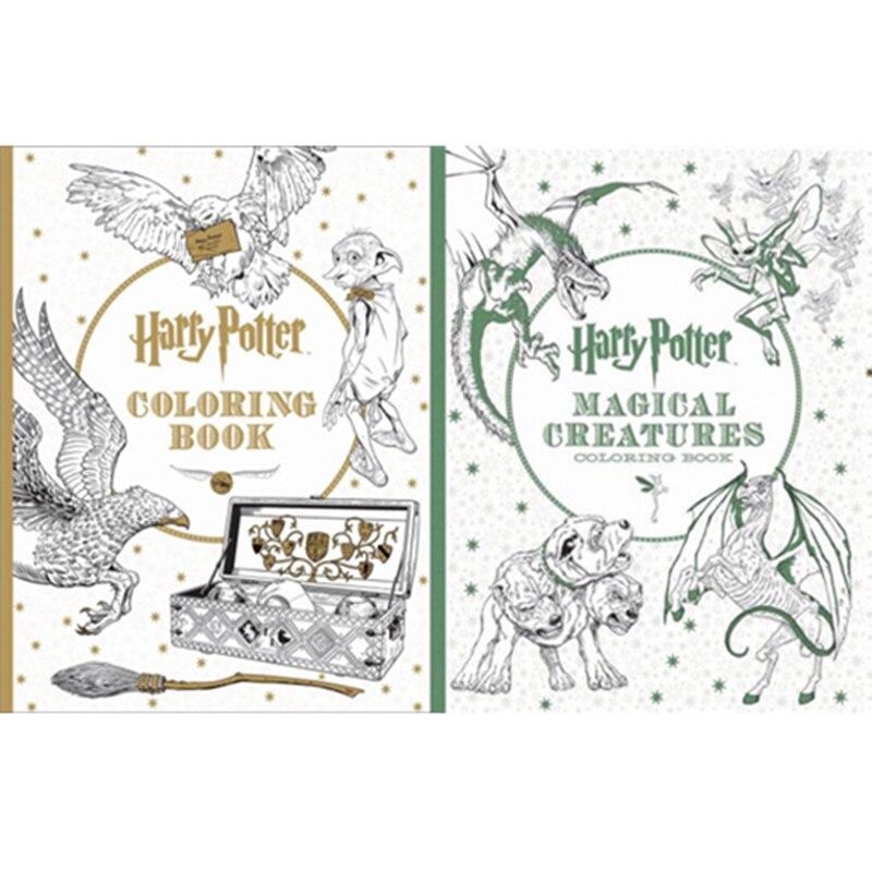 Briefpapier set Für Potterhead Vintage Harry Potter Buch Notebook ...