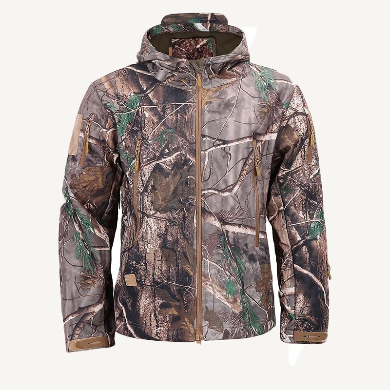 Softshell Men Thermal Jackets Ашық Кампинг Windbreaker - Спорттық киім мен керек-жарақтар - фото 1