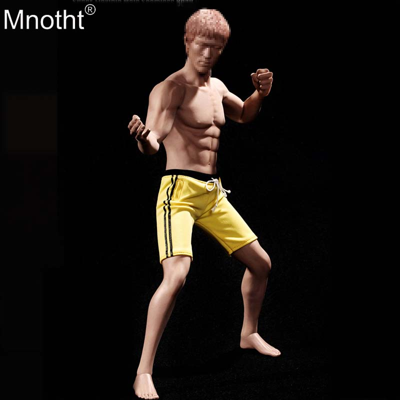 Mnotht 1/6 PL2016-M32 Asia Strong Male Full Encapsulated Seamless Steel Bone Body Model for 12in Toy Soldier Action Figure m3n river 8075 100 90 page 5