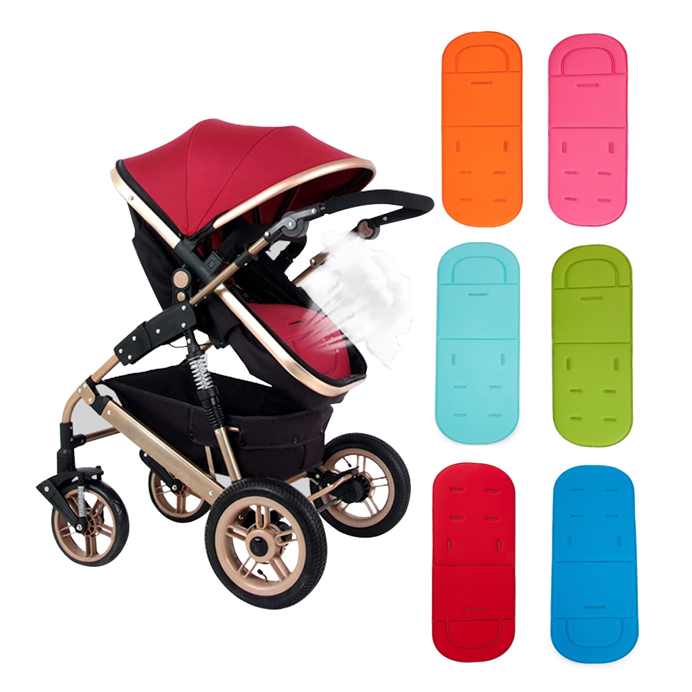 2017 New Arrival Pushchair Car Auto Seat Breathable Cotton Cushion Stroller Accessory Baby Buggies Dining Chair Padding
