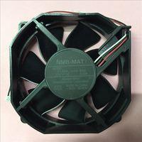 NMB MAT 3110RL 04W S59 U01 DC 12V 0.33A 3 Wire 80x80x25mm Server Cooler Fan