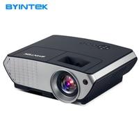 BYINTEK Brand MOON BL126 HDMI USB LCD Multimedia Home Theater HD 1080P Video Portable LED Projector