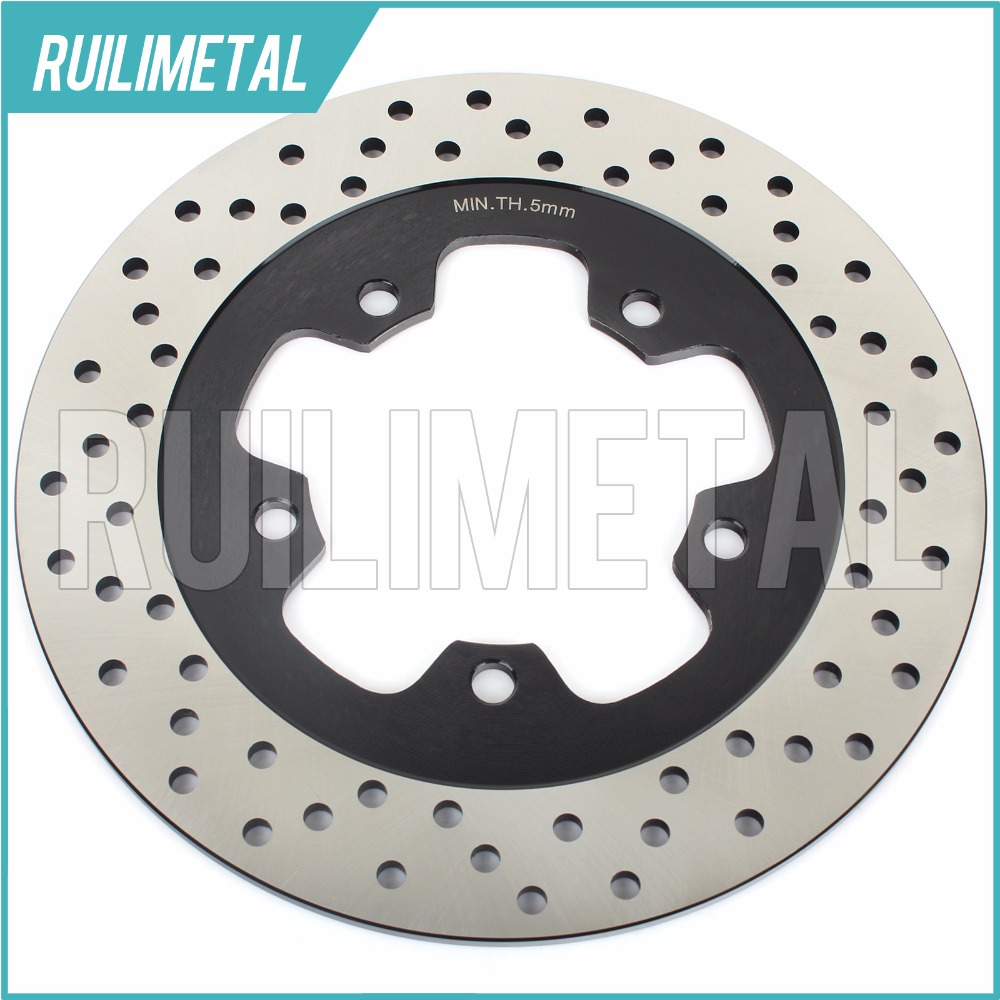 Rear Brake Disc Rotor for ZRX 1100 96 97 98 99 00 01 02 03 04 05  ZRX 1200 R S ZZR 1200 2002 2003 2004 2005 02 03 04 05 rear brake disc rotor for suzuki dr 650 se 96 12 k1 k2 k3 k4 k5 k6 k7 k8 k9 xf 650 freewind 97 98 99 00 01 02 03