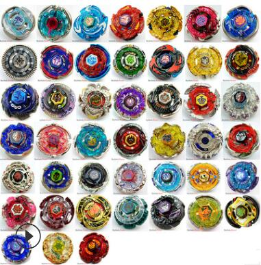 Retail 1Pcs 27 style can choose 1pcs Beyblade Metal Fusion 4D System Battle Top Metal Fury Masters with Launcher BB105 BB119 BB1 bb1 женщинам