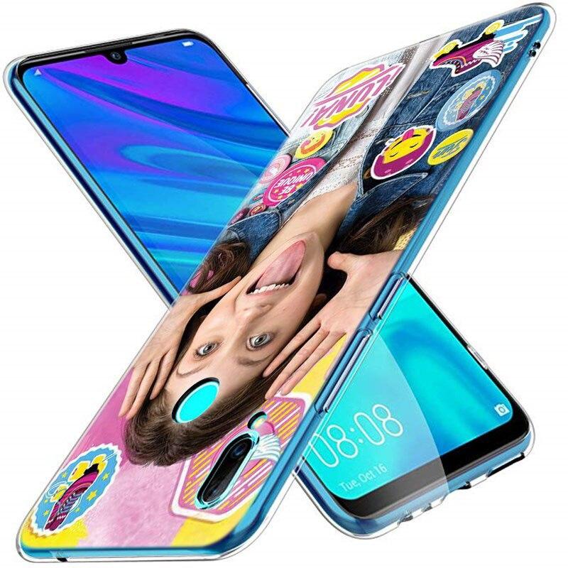 Soy Luna Мягкий силиконовый чехол для телефона Huawei P30 P20 Pro P10 P9 P8 Lite 2017 P Smart Z Plus 2019 NOVA 3 3i Модный чехол