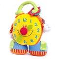 2015 новое прибытие Большие часы плюшевые игрушки детские игрушки ручной игрушки мультфильм игрушки WJ191