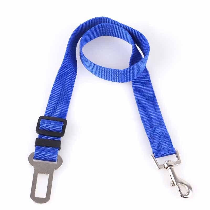 70 cm * 2.5 cm Pet Cinturón De Seguridad Del Automóvil Perro Cinturón de segurid