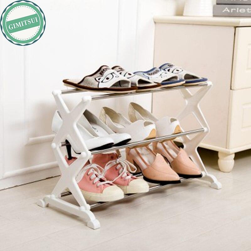 3 Tier Shoe Rack Wall Bench Shelf Closet Organizer Storage Box Stand Shelf  Holder Unit Light Organizer Cabinet Shelf Shoe Rack
