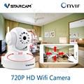 VStarcam HD 720 P Wi-Fi Ip-камера бесплатная eye4 Приложение, Wi-Fi камеры видеонаблюдения Поддержка SD Карт, главная Безопасность Ip-камера Ночного Видения Onvif P2P