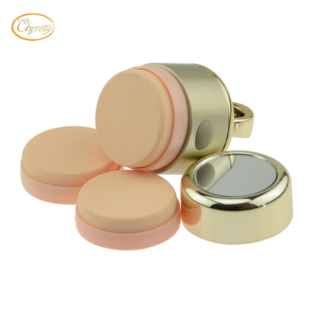 Electric vibrato Sponge Makeup Powder Puff 3D Electric Beauty Makeup Blender brush Women Girls Cosmetic Facial
