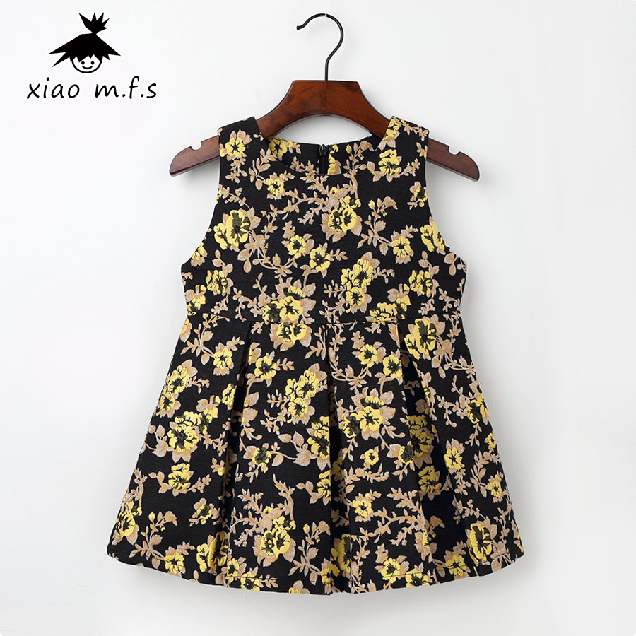 2017 Flower Princess baby girl clothes Children kids dresses for girls Dresses Toddler Clothing for party and wedding baby girls princess shoes kids children princess shoes baby girl first walkers flower toddler infant shoe baby kids shoes