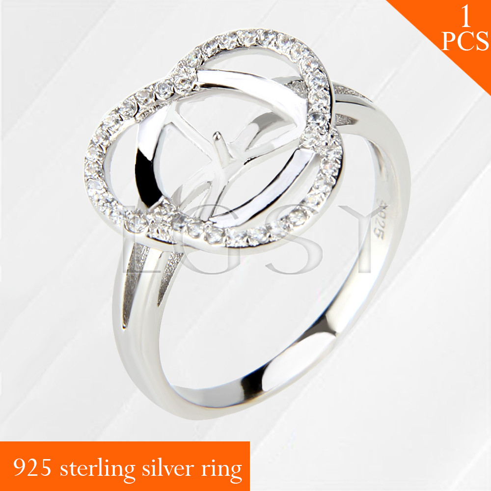 Free shipping LGSY size 6 7 8 rings font b accessories b font Ovals charms jewelry