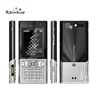 Original Sony Ericsson T700 Gallery Bar Mobile Phone Unlocked with Number Keyboard Bluetooth