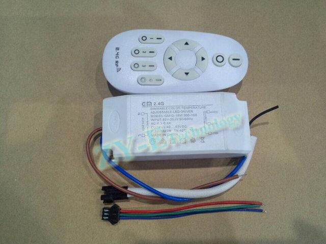 Online Shop 2 set 2.4G Wireless RF Remote Controller ceiling lights ...