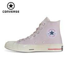 Nuevo 1970s Original Converse all star Vintage zapatos Retro clásico hombres mujeres unisex zapatillas Skateboarding zapatos 160492C