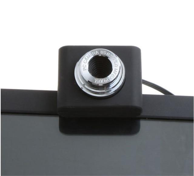 Advanced USB 2.0 50.0M PC Camera HD Webcam Camera Web Cam for Laptop Desktop 2018 1PC 2