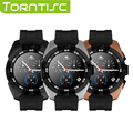 Torntisc Bluetooth Smart Watch NB-1 MTK2502 1.2 Inch HD IPS Full Circle Screen Resolution 240 * 240 Heart Rate Smartwatch Phone