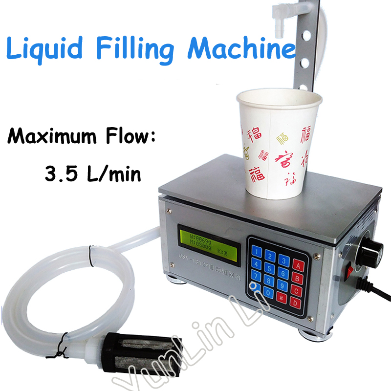 Automatic CNC Liquid Filling Machine Numerical Milk Filling Sub - Loading Weighing Filling Machine CSY-18129Automatic CNC Liquid Filling Machine Numerical Milk Filling Sub - Loading Weighing Filling Machine CSY-18129