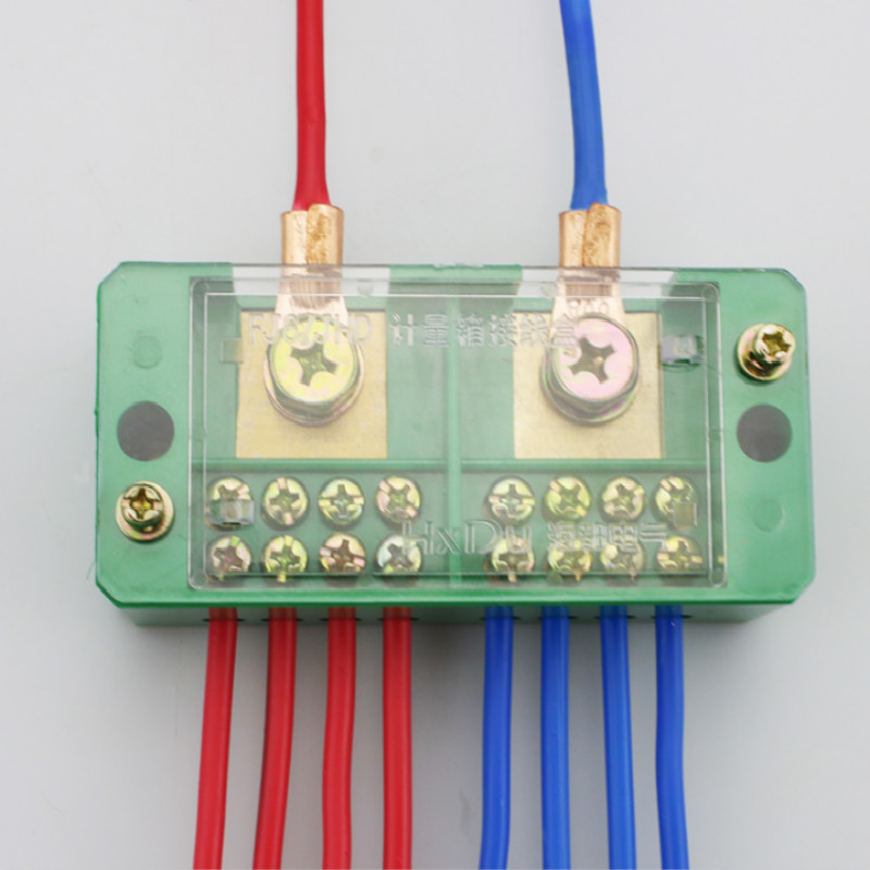 universal 60A 110v 600v 2 in 6 out split project box junction box electronic box diy FREE SHIPPING in Wire Junction Boxes from Home Improvement