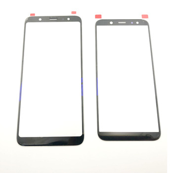 Front Outer Glass Lens Replacement Parts for Smasung J6 J4 Plus J8 2018 J810 J400 J600 J610 J415 LCD touchscreen repair