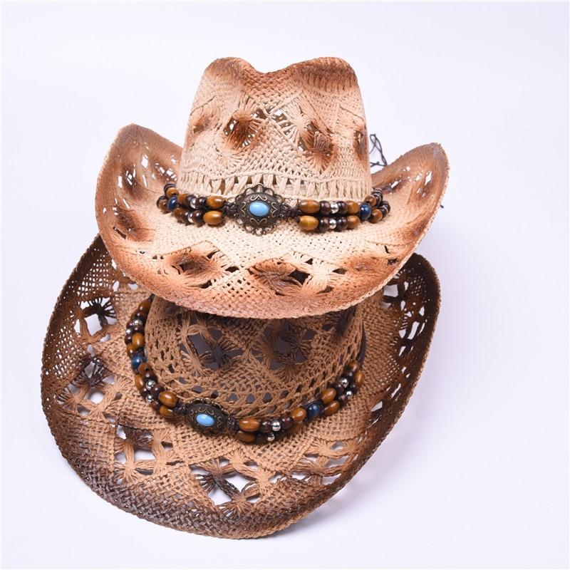 Great Deals Western Hat Fancy Raffia