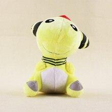 18cm Anime Kawaii Ampharos Plush Doll Toys Stuffed Animal Ampharos Plush Doll